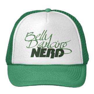 Belly Dancing Nerd Trucker Hat