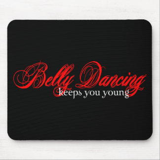 Belly Dancing Rocks Mouse Pad
