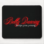 Belly Dancing Rocks Mousepads