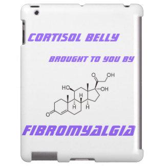 Belly del cortisol traído a usted por Fibromyalgia Funda Para iPad