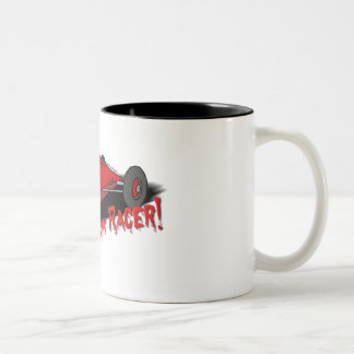 Belly Tank Racer Two-Tone Coffee Mug