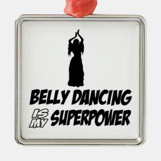 Bellydancing designs ornament