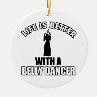 Bellydancing designs ornaments