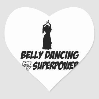 Bellydancing designs stickers