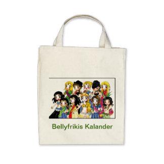 Bellyfrikis Kalander 2 Canvas Bags