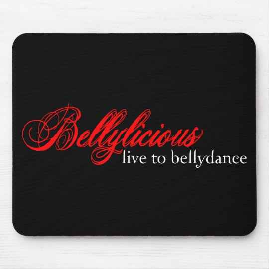 Bellylicious Mouse Pad