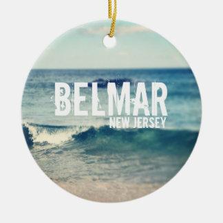 Belmar- 2013 - Recuperación en la orilla del Adorno Redondo De Cerámica