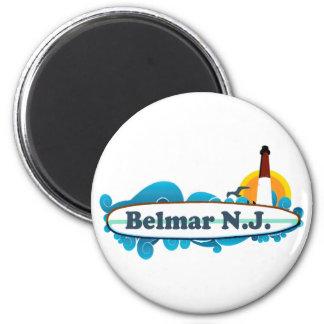Belmar. Imán Redondo 5 Cm
