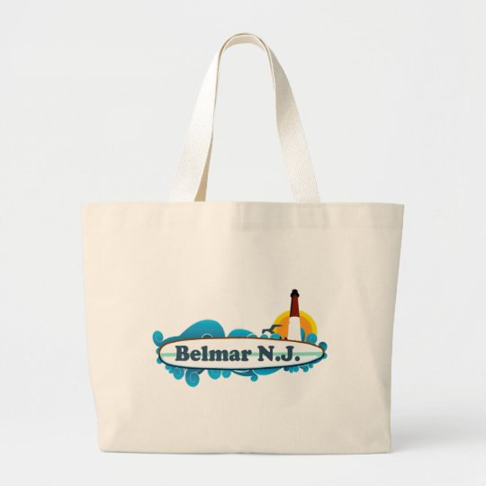Belmar. Large Tote Bag
