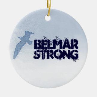 BELMAR STRONG Ornament