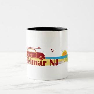 Belmar Two-Tone Coffee Mug