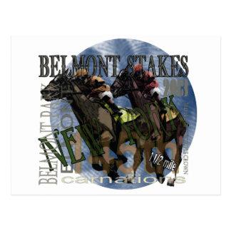 Belmont 145 postcard
