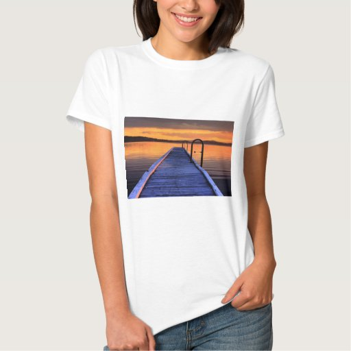 Belmont Baths Jetty T-shirt