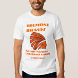 Belmont Braves Conference Champs Shirt