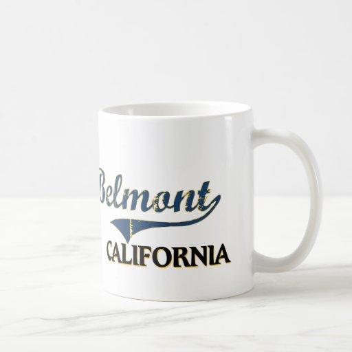 Belmont California City Classic Mug
