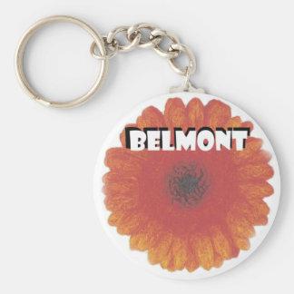 BELMONT Keychain