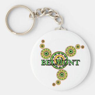 BELMONT keychain2 Key Chains