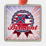 Belmont, ms ornamento para reyes magos