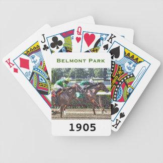 Belmont Park Championship Racing Deck Of Cards