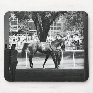 "Belmont Park  ""Where Champions are Crowned"" Mousepads"