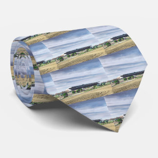 """Belmont Park """"Where Champions are Crowned"""" Neck Tie"""