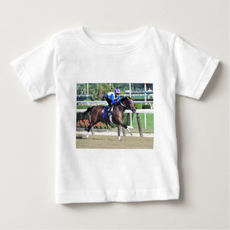 Belmont Park Workouts Baby T-Shirt