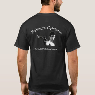 Belmore Cafeteria Shirt - real NYC cabbies hangout