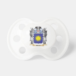 Belo Coat of Arms - Family Crest BooginHead Pacifier