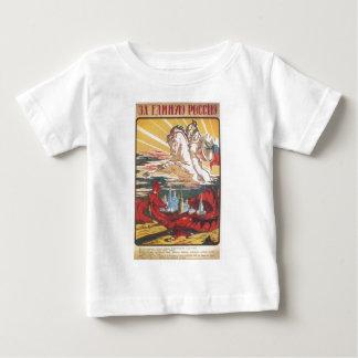 Beloe Delo - Russian Civil War Propaganda Tee Shirt
