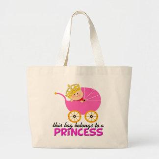 Belongs to a Princess Baby Bag