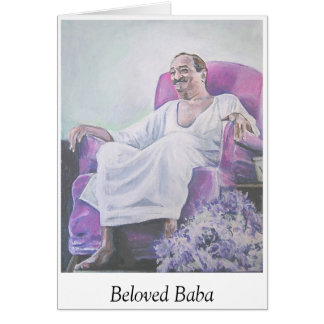Beloved Baba Card