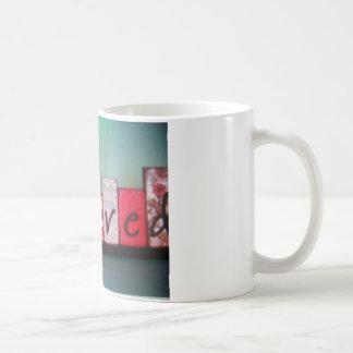 beloved blocks mug