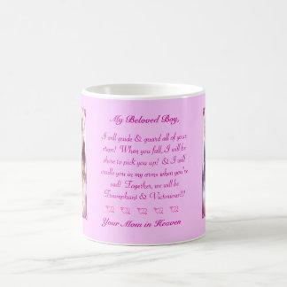 Beloved Boy Classic White Coffee Mug