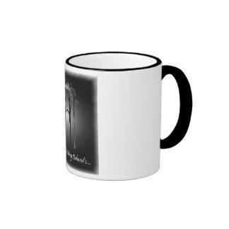 Beloved Layla Ringer Coffee Mug