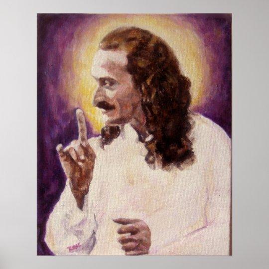 Beloved Meher Baba Poster