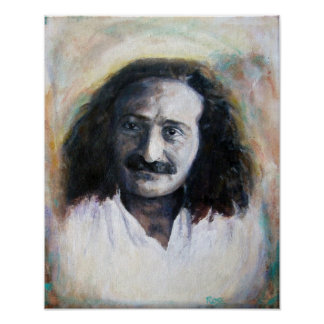 Beloved Meher Baba Poster