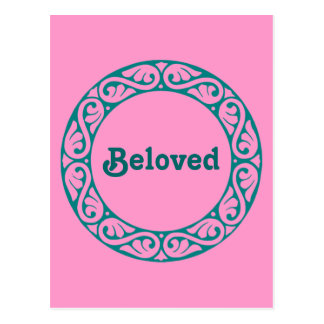 Beloved postcard