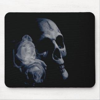 Beloved Skull Mouse Pad