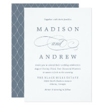 Beloved | Wedding Invitation