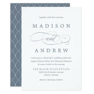 Beloved | Wedding Invitation