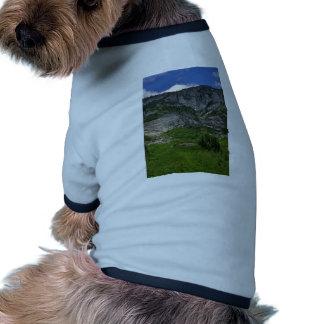 Below An Above The Growth Line Dog Shirt