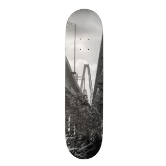 Below Arthur Ravenel Grayscale Skateboard