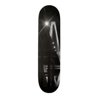 Below Arthur Ravenel Grayscale Skateboard Deck