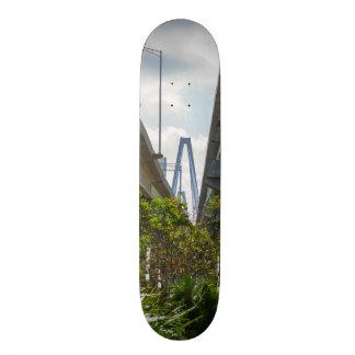 Below Arthur Ravenel Skateboard Deck
