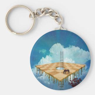 Below Keychain