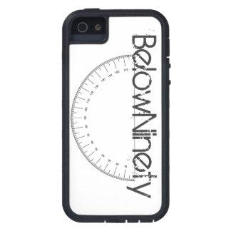 Below Ninety Xtreme Iphone5 Protractor Logo Case