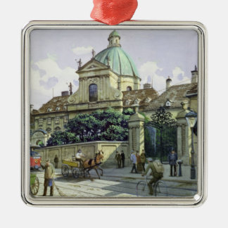Below the Belvedere Palace in Vienna Metal Ornament