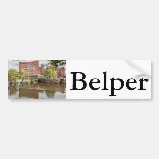 Belper East Mill Bumper Sticker