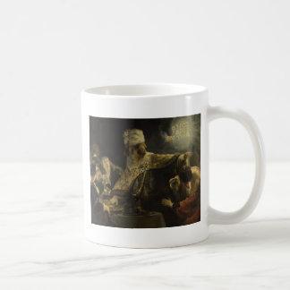 Belshazzar's Feast Coffee Mug
