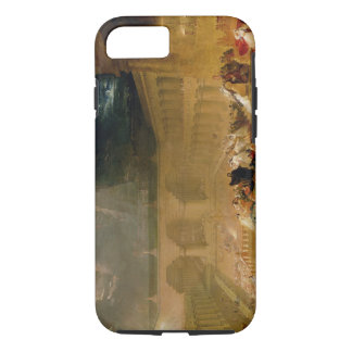 Belshazzar's Feast (oil on canvas) iPhone 7 Case